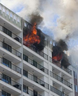 L-property damage - Fire