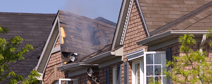 Smoke Damage Restoration in Deerfield IL, Morton Grove, Mt. Prospect