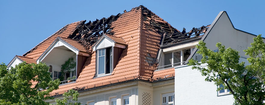 Fire Damage Restoration in Arlington Heights, Chicago, Evanston, Glenview