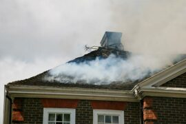 Fire damage restoration by professional company in Chicago