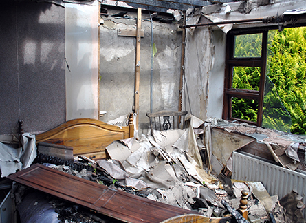 Fire Damage Clean Up for Skokie, IL residents