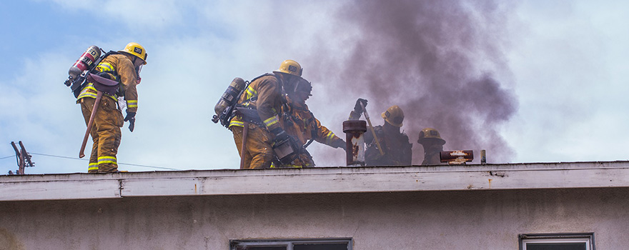 Smoke Damage Restoration in Glenview, Northbrook, Skokie, Arlington Heights
